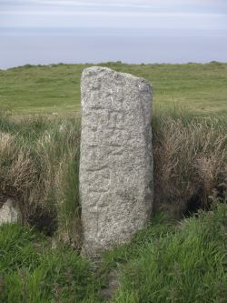 Early Christian Stone © C J Webster